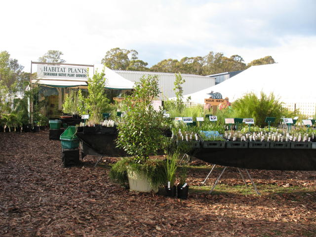 Habitat Plants at Agfest